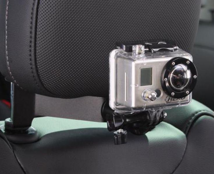 SUPPORTO INTERNO PER GOPRO by CRAVENSPEED :